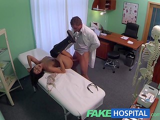 FakeHospital: all patients problems can be solved with doctor's dick