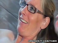 Slow gentle sex with milf