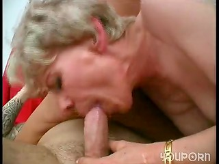 Young guy's most memorable sexual experience - threesome sex with two hot mature ladies