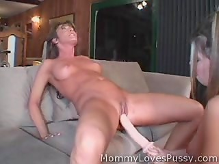 Older woman finger fucks younger woman and makes her cum hard