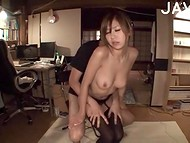 Noble fucker tries to present a lon of unforgettable orgasms this sexy Japanese prostitute