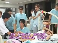 Nowadays, Japanese Medical University carrying out experiments on the naked students 6