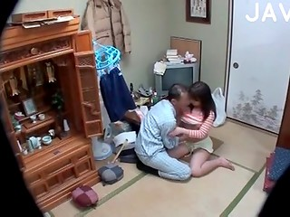 Young Japanese babe showed her stages of relationship with her horny boyfriend