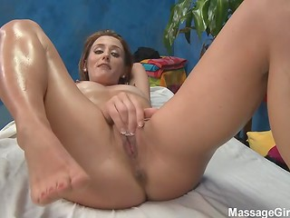 Professional masseuse performs miracles on the pal's dick using her wet vagina